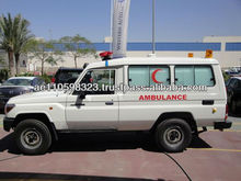 BRAND NEW TOYOTA LAND CRUISER HARDTOP HZJ78 AMBULANCE 4WD - 2014 MODEL
