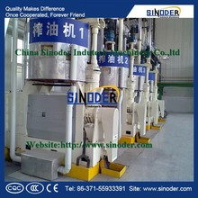 CE ISO 3-1000 t/d Plant Oil Extraction Machines rice bran oil extraction plant Oil seeds crushing machine