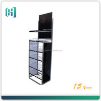 factory professional custom grocery store display rack department store shelving rack