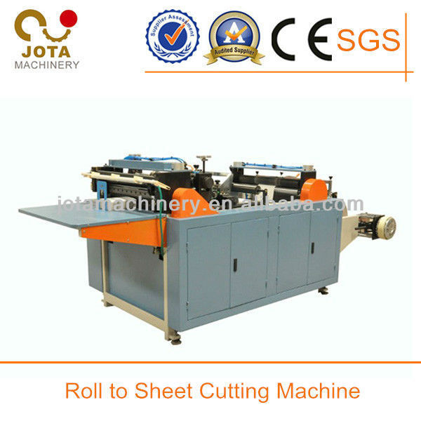 High Speed Paper Roll to Sheet Cutter Manufacturers for A4 Paper, Roll Paper Sheet Cutting Machine, Copy Paper Slitting Cutting