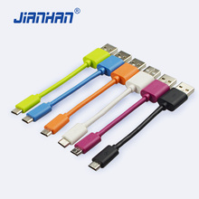 China Factory Colorful Micro USB 2.0 Data Cable USB Samsung