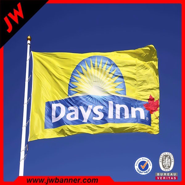 Customized durable national safety flag