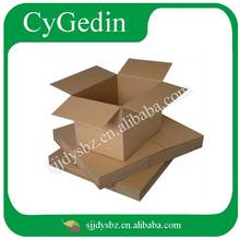 Cheapest blank carton box for sale