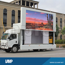 Outdoor L8S truck mounted mobile led display