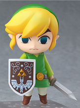 Hot Sale best quality Nintendo figure ,The Legend of Zelda link the wind waker ver figurine