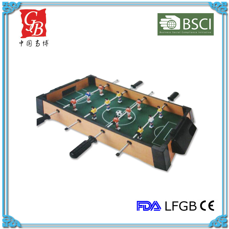 MDF 0.9 cm mini football table game multiplayer soccer game
