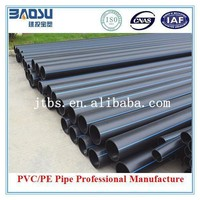 Water and Gas HDPE100 PE plastic tube