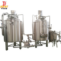 Craft Beer Brewery Equipment/Fermentation Tank/Complete Brewing System