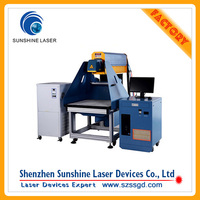 2015 popular stainless steel engraving machine laser engraving from manufacturer BX-C02-350