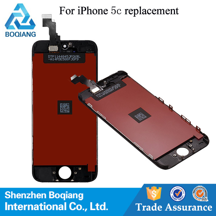 4.0 inche China supplier best price waterproof shockproof mobile phone lcd touch screen for apple iphone 5c clone