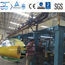 Mother Roll BOPP Adhesive Tape Coating Production Line