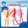 Lanquan 2015 wholesale owner hook assisted hook fishing lure LQTG1411