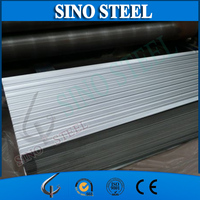 Galvalume steel roofing sheet building material
