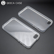 Protective 1.2mm soft rubber TPU silicone transparent case for iphone 5 5s SE back cover case