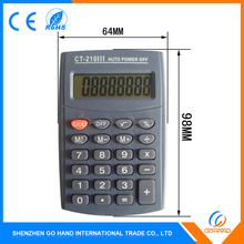 Cheapest Gift Promotional 8 Digit Electronic Calculator With 8 Digits