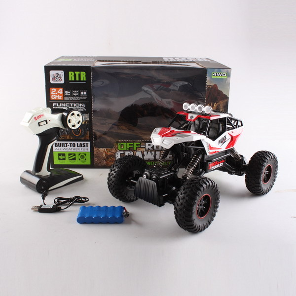New design bone big four-wheel car drive climbing off-road vehicles RC 1:14 scale truck