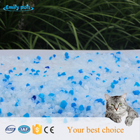 Silicone Gel Crystal Cat Litter For Wholesale