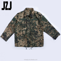 military woodland camouflage jacket for promotion
