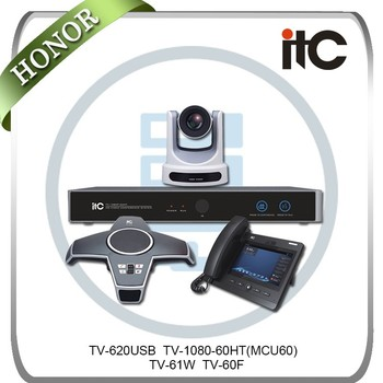 ITC conference camera following face,usb video conferencing camera and audio,video conference hardware