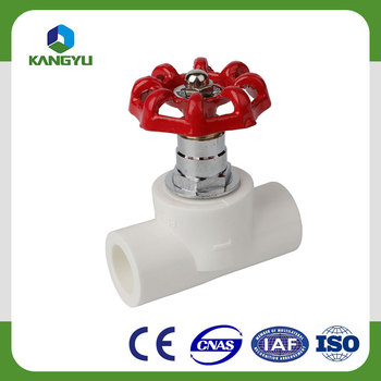 ppr stop valve ppr plastic ball valve and ppr gate valve