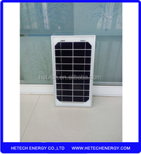 china wholesale Best price per watt Mono 5w solar panels for sale