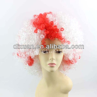 High Quality Colorful Wigs For Party
