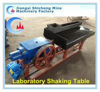 gold shaking table wiht low price for sparating coltan/tin/tungsten ore