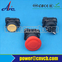 Sell China New Plastic illuminated led light Push Button Switch Supplier