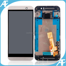 LCD display +touch screen digitizer assambly for htc one M9 , lcd screen digitizer for htc one M9