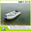 Professional 3.6M aluminum floor inflatable BOAT or 3.6m inflatable fishing boat with CE