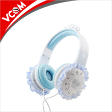 OEM Wholesale Colorful Fashion Cute Chirldren ROHS vr headset for kids