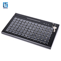 Programed keyboard 78 keys for POS system