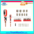 Fast Delivery 35 in 1 Screwdriver Kit for iPhone 6S 6S Plus, for Samsung Galaxy S7 S7 Edge 35 in 1 Screwdriver Kit