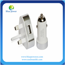 alibaba co uk CE ROHS certificate single usb port metal coated adapter for iphone charger samsung galaxy s6 charger