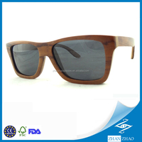 Retro style wholesale-fashion wooden sunglasses women