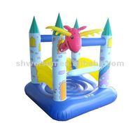 Inflatable Dragon Kid Play Center