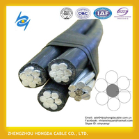 ABC cable insulated cable