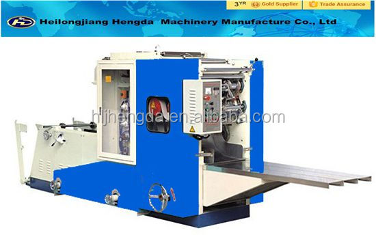 Embossing Drawing Type Facial Tissue Machine