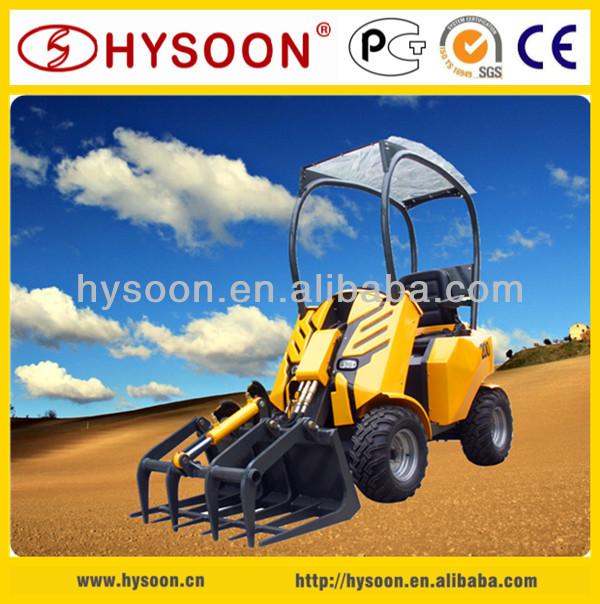 China supplier small tractor loader