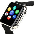 Christmas gift sim card smart watch phone Y6 smartwatch for android phones