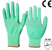 FQGLOVE 13g pu glove color change glove