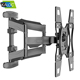 Tilt Swivel TV Wall Mount Bracket for 32 to 70 inch up to 100 lbs max VESA 400*400