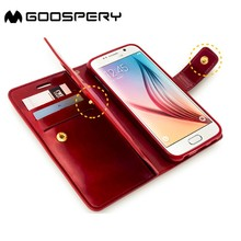 GC new products 2017 leather case for cell phone for mi note 3