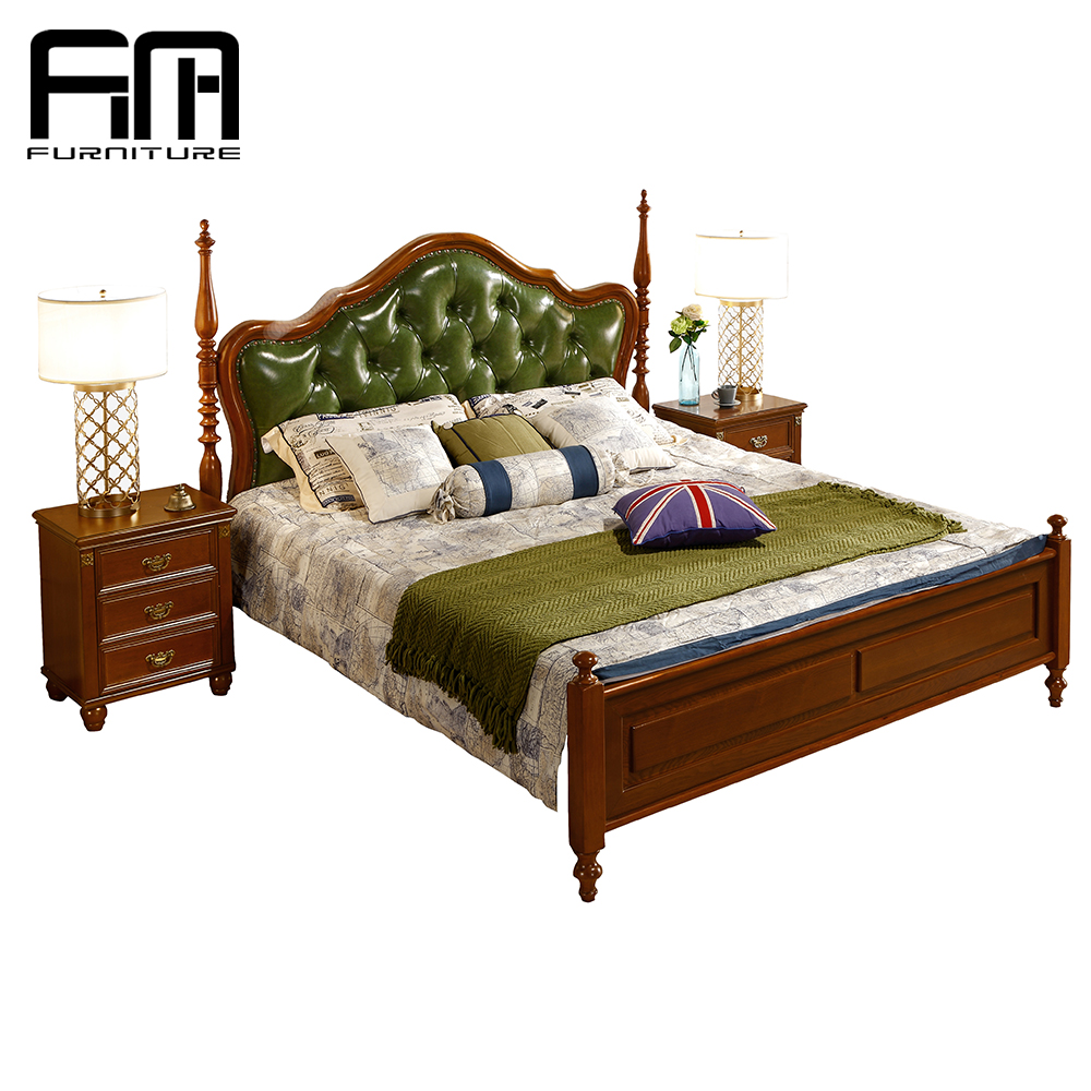 Antique Solid Wooden Bed Frame Wholesale, Bed Frame Suppliers - Alibaba
