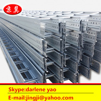 Hot Dipped Galvanized Ladder cable support system suppliers