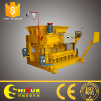 QMY6-25 profitable business block making /simple concrete block forming machine