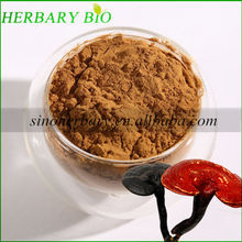 2017 Latest China Ganoderma mushroom--triterpenoids 4%