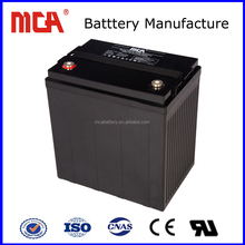 Good Quality 8V 170Ah dry deep cycle golf cart batteries