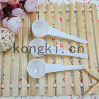 6g pp plastic spice spoon