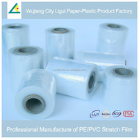 Plastic PE protective film for plastic material sheet